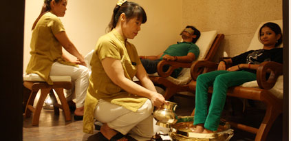FOOT THERAPY ROOM
